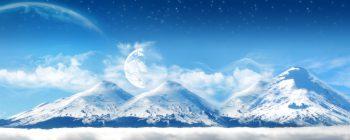دومانیتوره کوهستان برفی