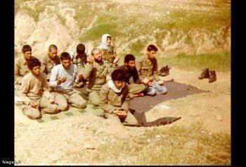 نماز جبهه ها