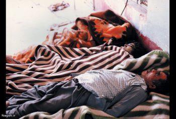 قربانیان شیمیایی