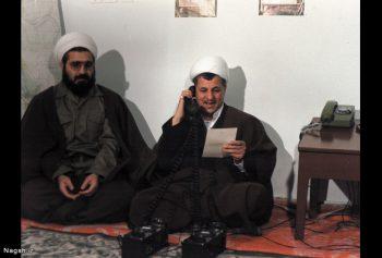 آقای رفسنجانی و روحانی