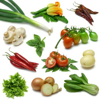 سبزیجات