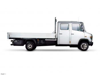 کامیون سفید