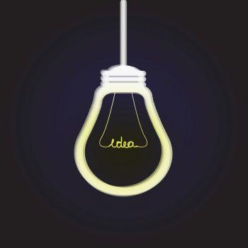 لامپ ایده 2