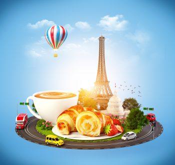 ایده تبلیغاتی گردشگری و رستوران