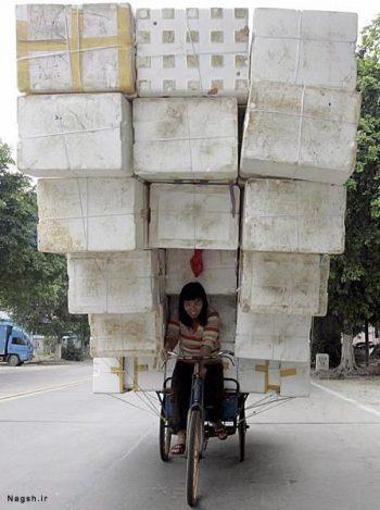 باربری با دوچرخه