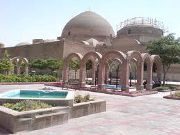 نمای بیرونی مسجد کبود