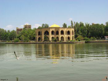 پارک ائل گولی تبریز