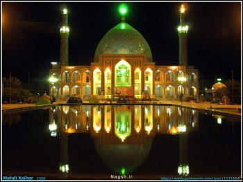 امامزاده آقا علی عباس و شاهزاده محمد اصفهان