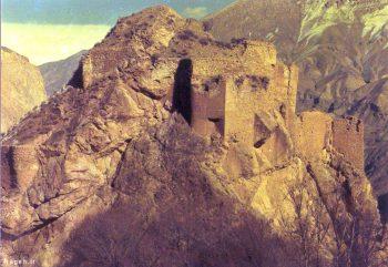 قلعه شاهان دشت(ملک بهمن)