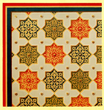 پترن طرح های اسلیمی
