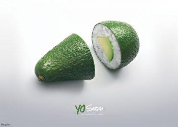 پوستر تبلیغاتی میوه