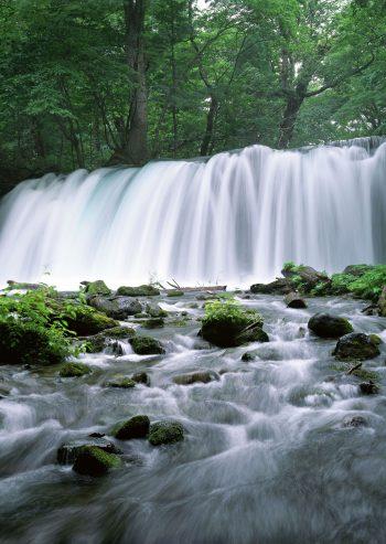 آبشار کوچک