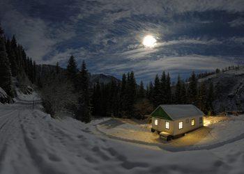 شب های سرد زمستان