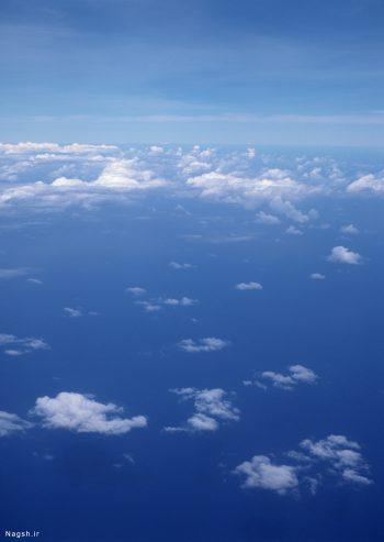 آسمان ابری