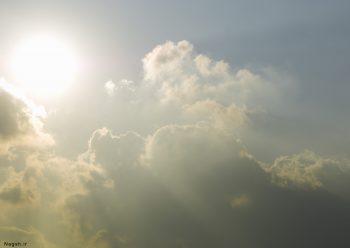 آسمان نیلی