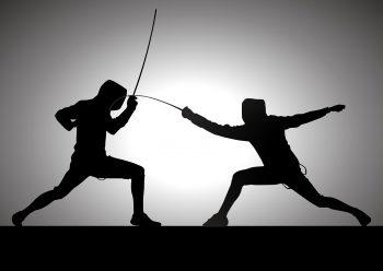 شمشیر زنی