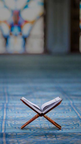 تصویر هنری و با کیفیت قرآن