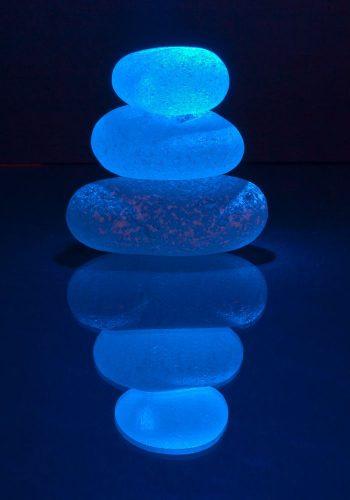 سنگهای آبی رنگ