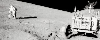 دو مانیتوره فضانورد