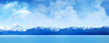 دو مانیتوره کوهستان