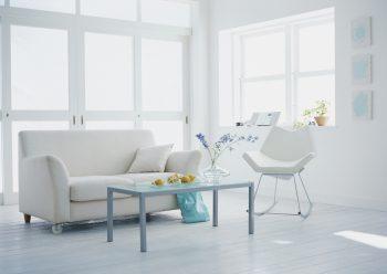 دکور سفید و زیبا