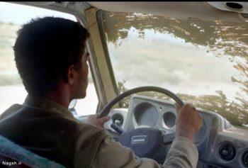 راننده ماشین جبهه
