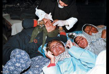 پرستاری زنان در جنگ
