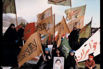 راهپیمایی زنان و کودکان