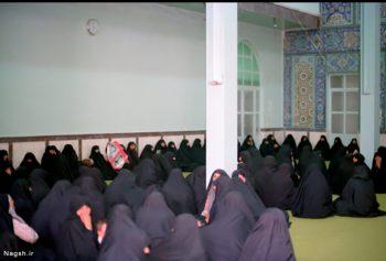 حضور زنان در مساجد