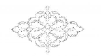 طرح اسلیمی - نشان