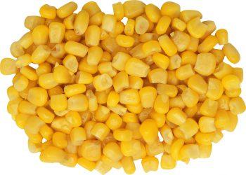 دانه های بلال