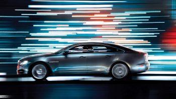 والپیپر هنری ماشین Jaguar