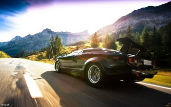 تصویر اتومبیل لامبورگینی