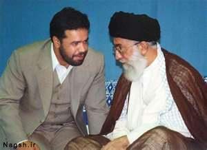 محمود کریمی و رهبر