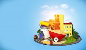 ایده تبلیغاتی گارگاه ساختمانی 2
