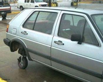 تعمیرات جالب خودرو