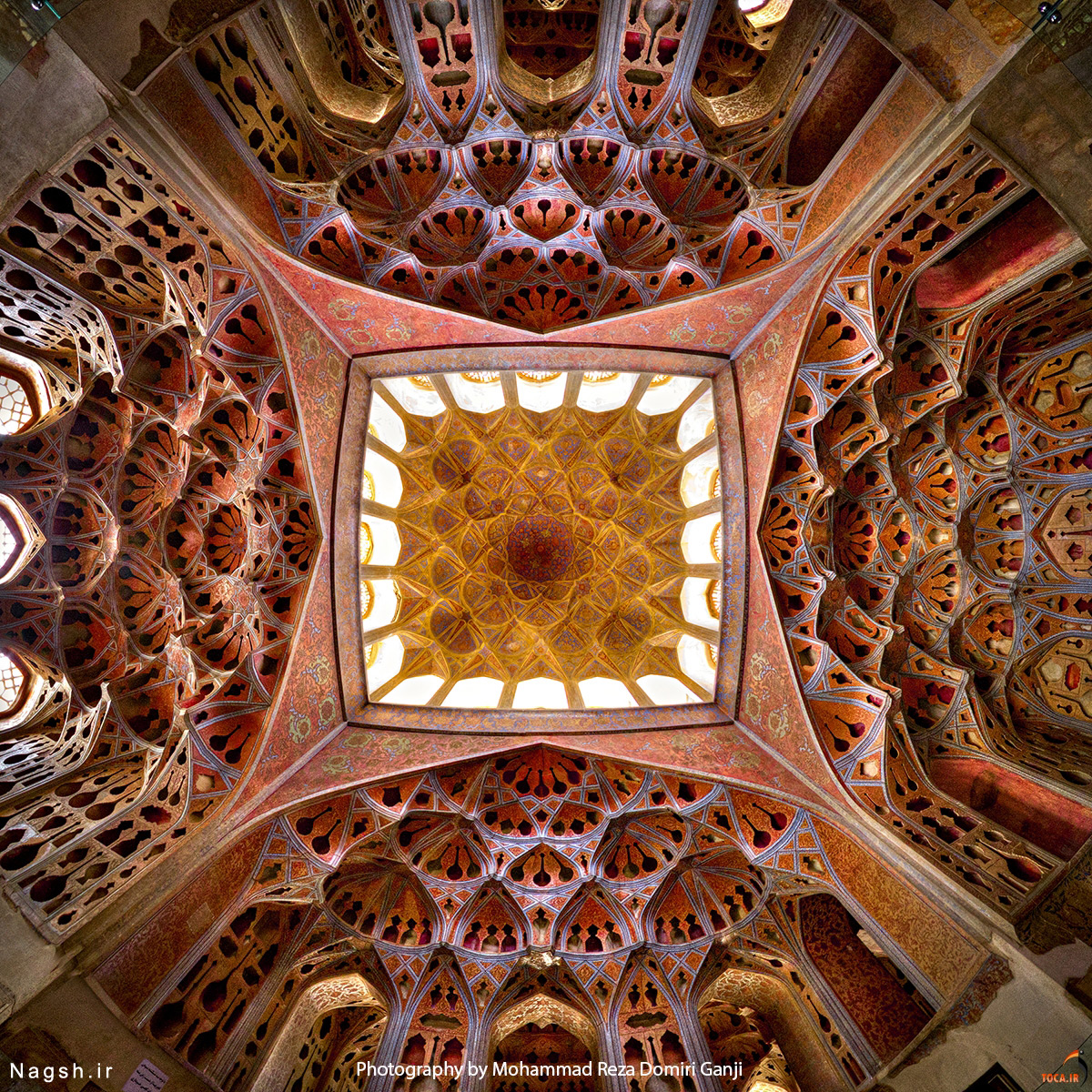 عالی قاپوی اصفهان