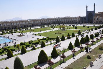 میدان نصف جهان اصفهان