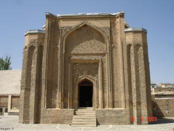 گنبد علویان یادمانی 900 ساله در همدان