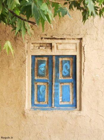 تصویر پنجره روستایی