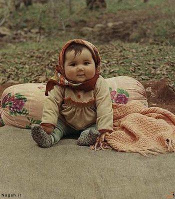 کودک عشایر