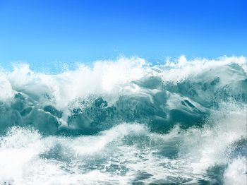 امواج دریا