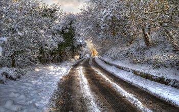 برف و زمستان