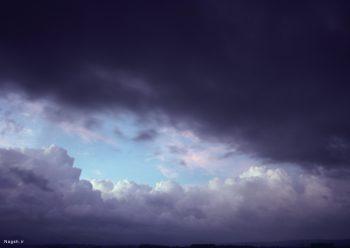 ابرهای سیاه