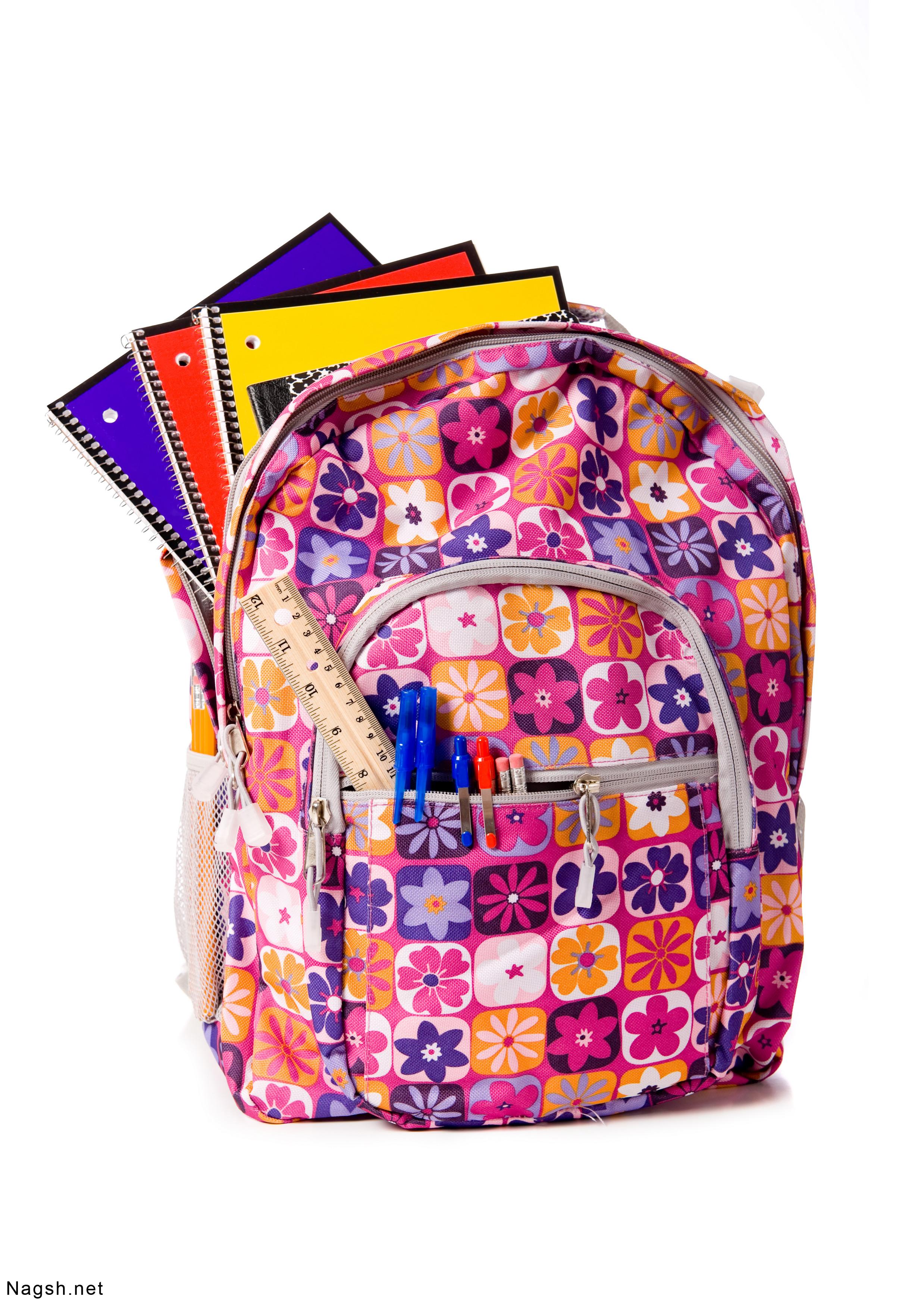 کیف مدرسه زیبا
