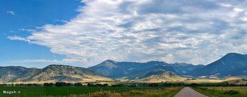 پانوراما کوه
